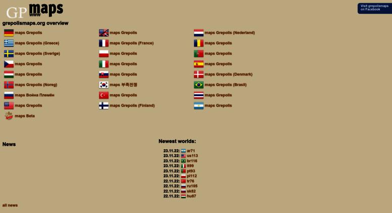 Access Frgrepolismapsorg World Map For World Grepolis Www - Grepolis us maps