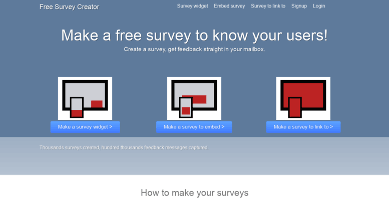 access freesurveycreator com free survey creator makes online