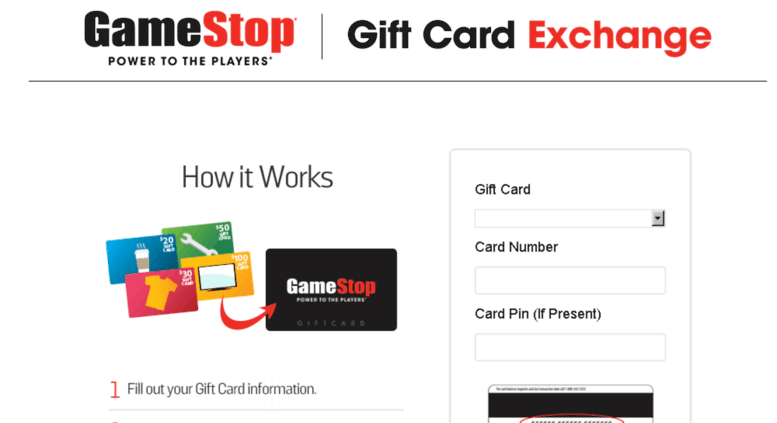 Access gamestop.cardpool.com. Sell Gift Cards for Cash: Get up to ...