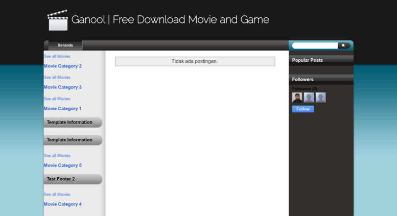 Access ganool backupspot ganool free download movie and game ganool backupspot screenshot reheart Image collections