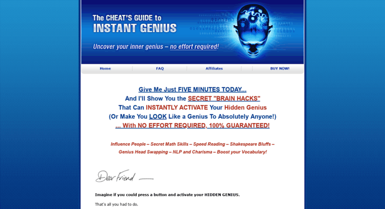 access geniusmindset com geniusmindset com brain hack to develop rh accessify com the cheat's guide to instant genius download