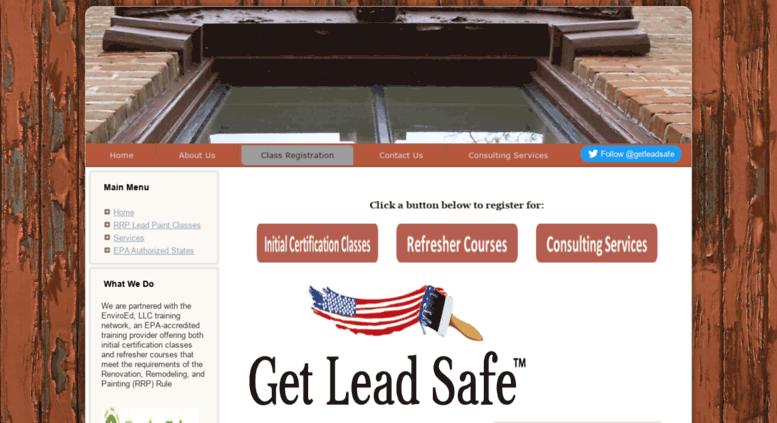 Access Getleadsafe Epa Rrp Lead Paint Training Certification