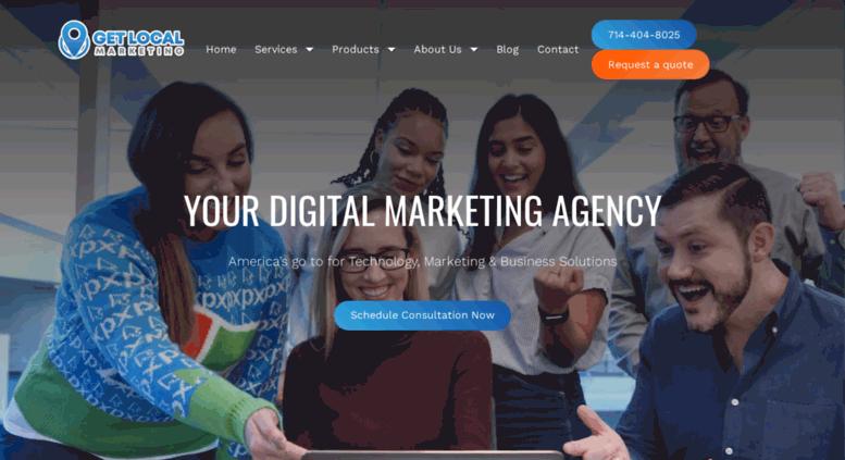 best SEO internet marketing La Habra, CA