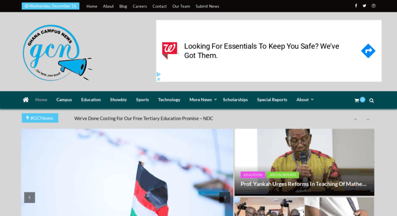 Ghana Campus News S Most Visited And Education Website