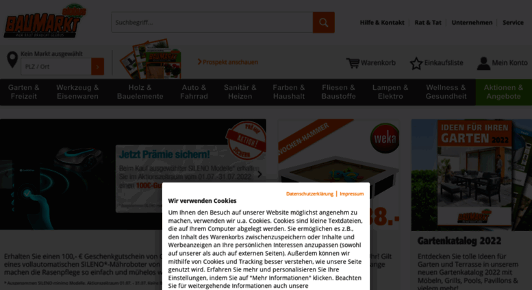 Access Globusbaumarktde Globus Baumarkt OnlineShop - Hela baumarkt fliesen
