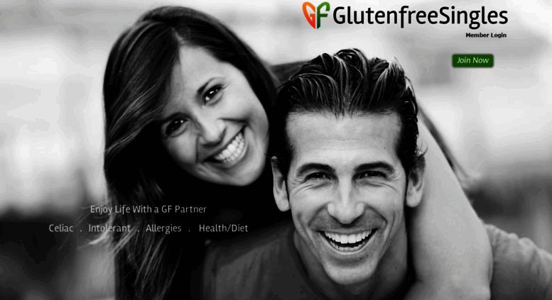Gluten free dating online