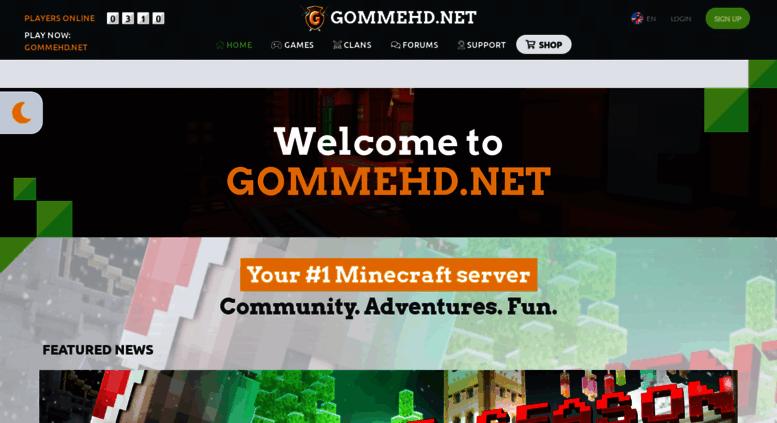Access Gommehdnet Dein Minecraft Netzwerk GommeHDNet - Minecraft spieler statistik