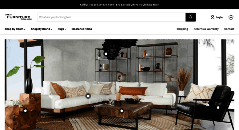 Access Greatfurnituredeal.com. Buy Furniture Online With Free Delivery | Great  Furniture Deal