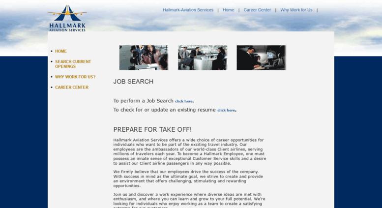 Image Gallery hallmark aviation services address