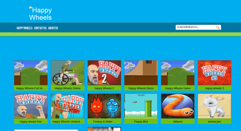 happy wheels unblocked 76