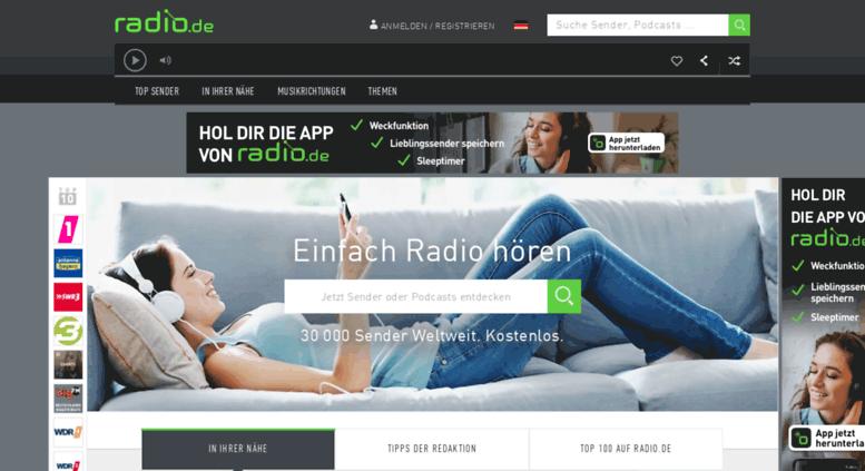 online radio hören