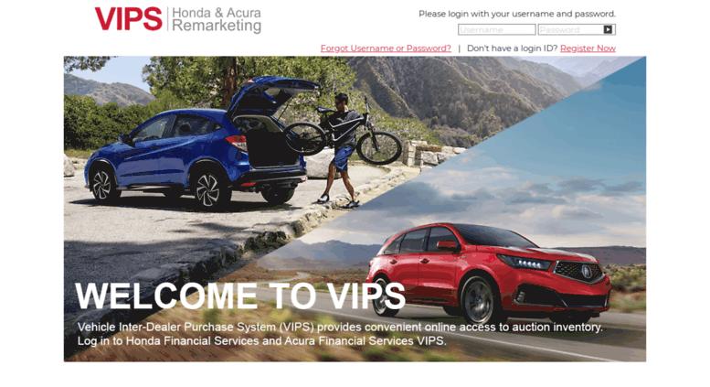 Access Hfcarsales Honda Login