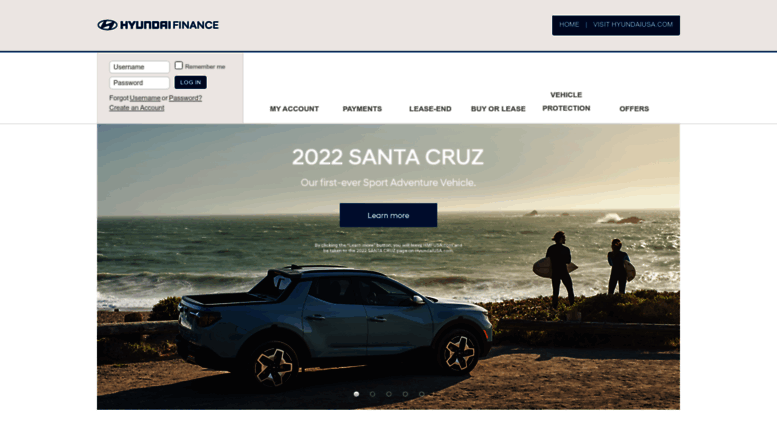 Access Hmfusa Com Hyundai Motor Finance