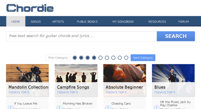 Access home.chordie.com. Free Guitar Chords, Tabs, Tablature, Song ...