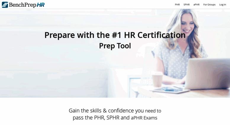Access Hrexamprepnchprep Phr Certification Sphr