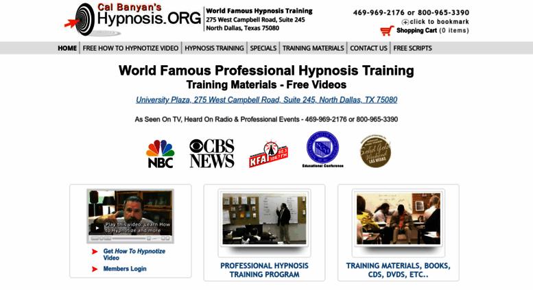 How do you hypnotize someone - answers.com