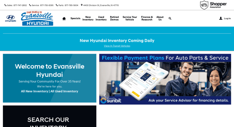 Used Cars Evansville In >> Access Hyundaiofevansville Com New Hyundai Used Cars Near