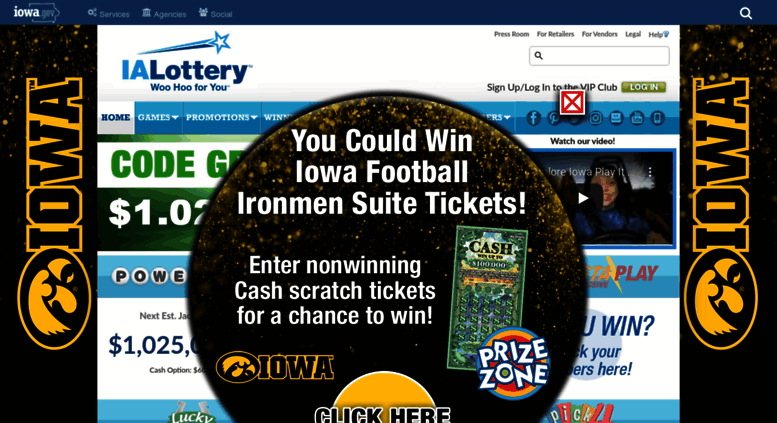 iowa lottery winning numbers games
