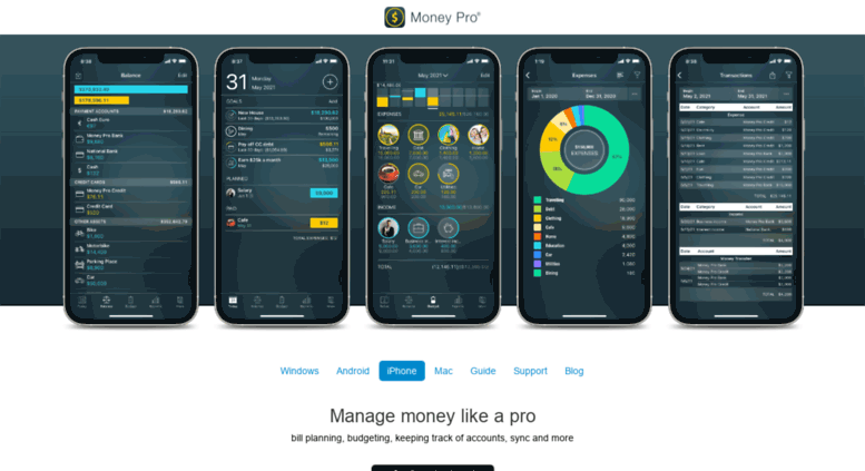 Money For Ipad Ultimate Personal Finance