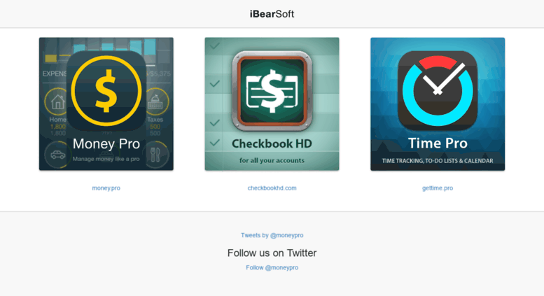 access ibearsoft com ibear the best finance apps for iphone ipad