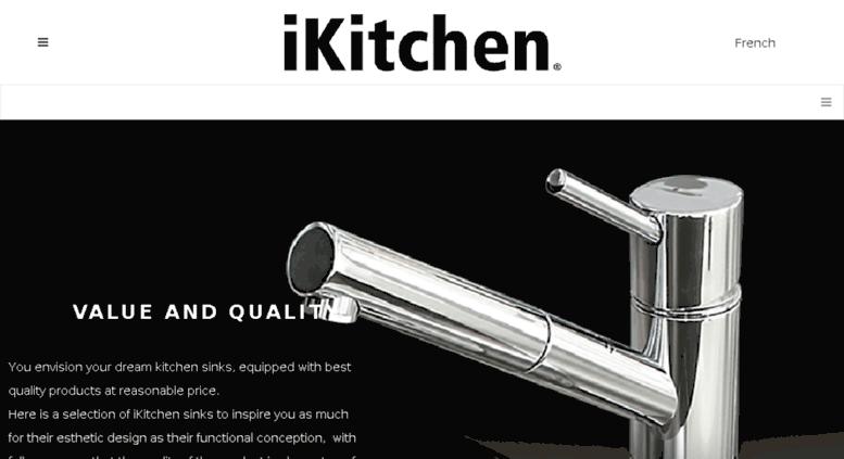 Access ikitchencanada.com. Kitchen Sink - kitchen sinks in montreal