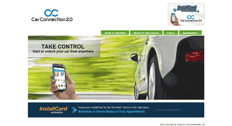 Access Install Carconnection Elite Get Your Audiovox Car Connection Diagnostics Module Installed
