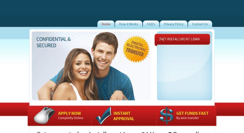 El paso installment loans
