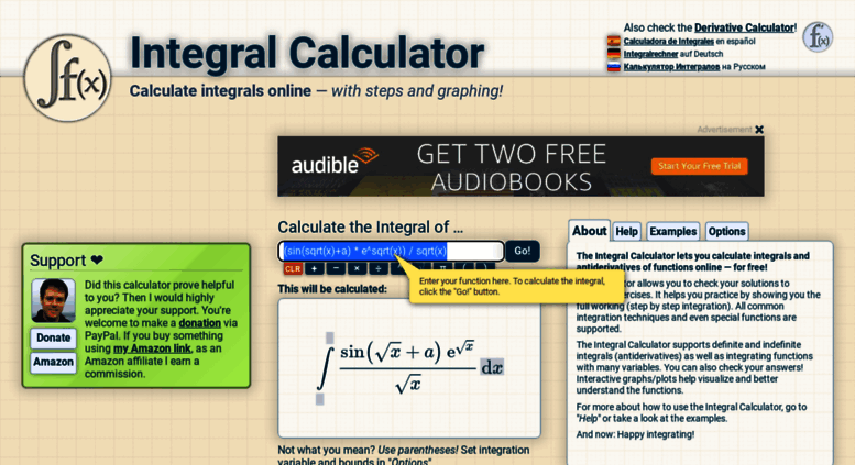 double integral calculator Archives - Mathway | Problem Solver