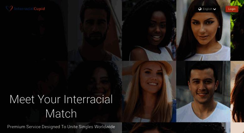 Interracial cupid com