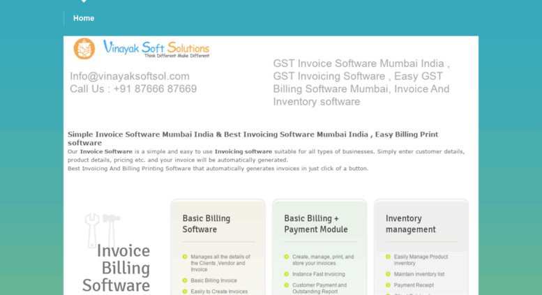 access invoice billing printing software mumbai in invoice software
