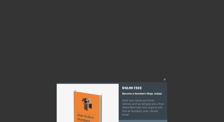 Access Iworkcommunity Apple Numbers Templates Pages Keynote