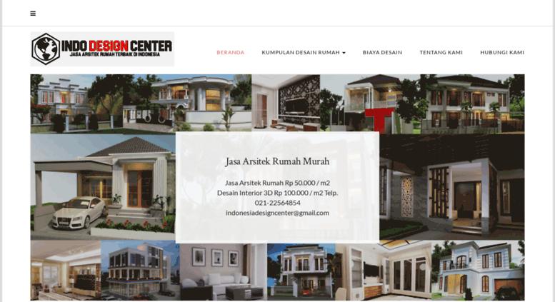 Access Jasaarsitekrumah Com Jasa Arsitek Desain Gambar Rumah Murah