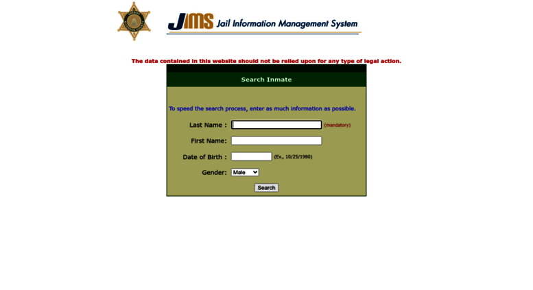Access jimspubriversidesheriff inmate information system publicscrutiny Choice Image
