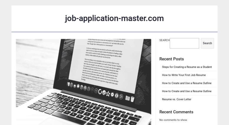 access job application mastercom bewerbungsmaster programm fr die optimale bewerbung - Matthias Malmedie Lebenslauf