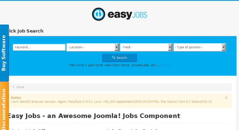 Access jobs-portal-demo.easyjoomla.org. Home - Easy Jobs - an ...