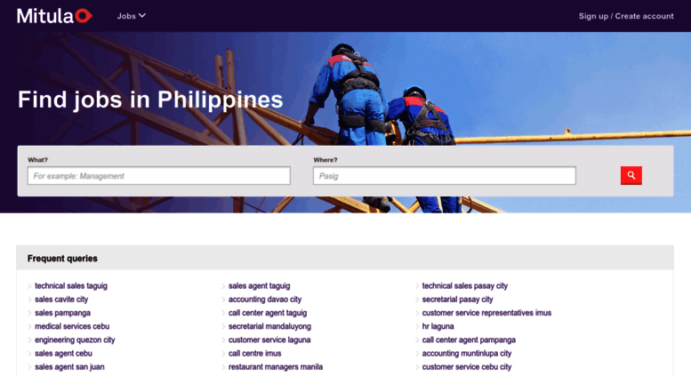 how to find job in philippines