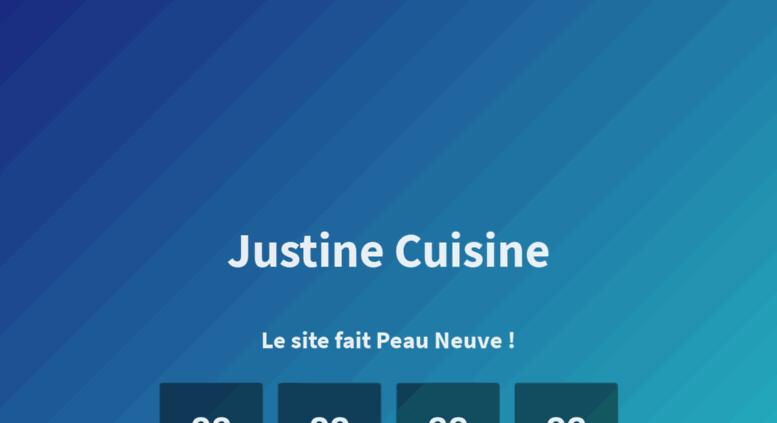 Faire Ma Cuisine access justine-cuisine. justine-cuisine - comme dirait ma chère