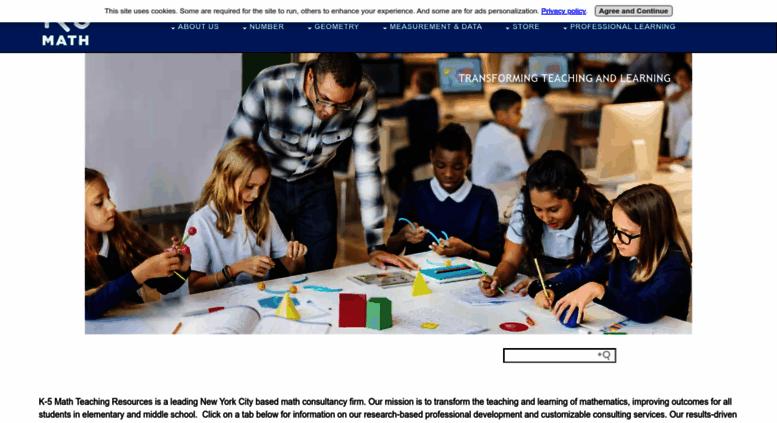 Access k-5mathteachingresources.com. Math Teaching Resources for K-5 ...