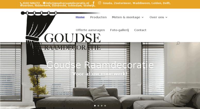 Access kapsalonsinalmere.nl. Gordijnen   Raamdecoratie op maat in ...