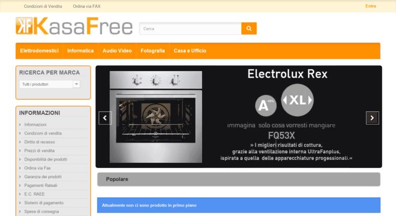 Access kasafree.it. Elettrodomestici da incasso | Elettromestici ...