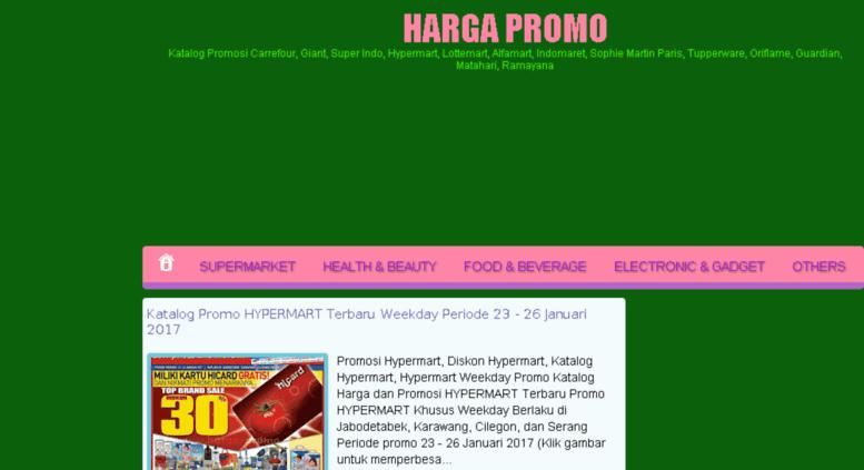 Access Katalog Update Blogspot Co Id Promo Diskon Katalog Promo