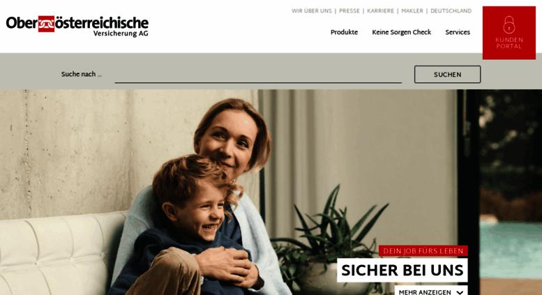 Access Keinesorgen At Oberosterreichische Versicherung