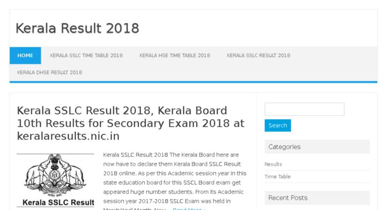 it kerala results