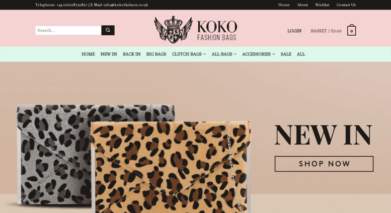 koko-fashion.co.uk  Wholesale Clutch Bags   Koko Fashion Bags   Find out your  Style! cb2dbf4dcd
