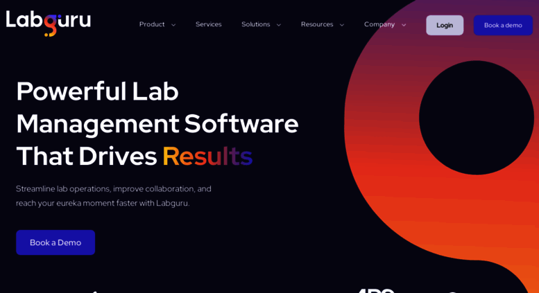 access labguru. electronic lab notebook - eln - labguru, Powerpoint templates