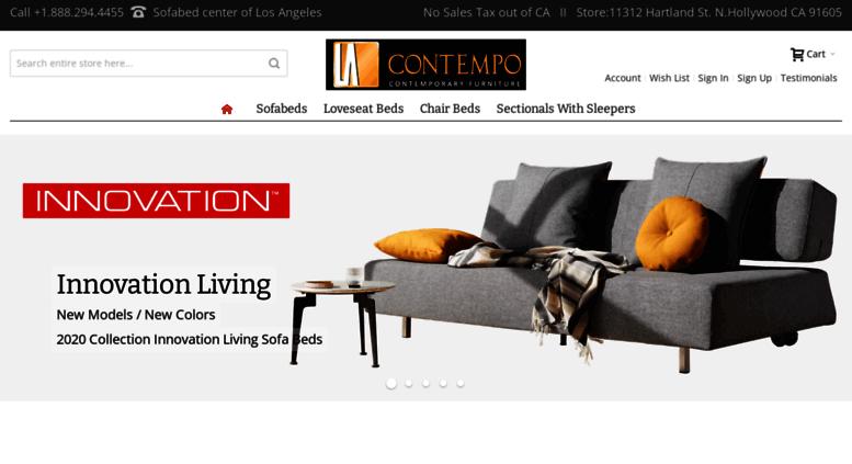 Beautiful Modern Furniture   Contemporary Furniture Los Angeles   LaContempo