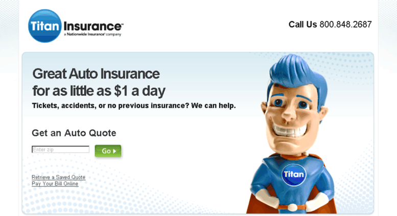 Titan Insurance Quote Mesmerizing Titan Insurance Quote  44Billionlater