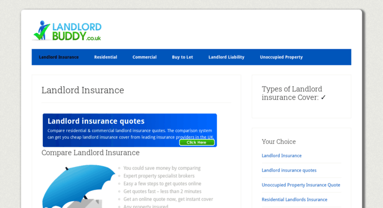 Access Landlordbuddycouk Landlord Insurance Compare Cheap Best Landlord Insurance Quote