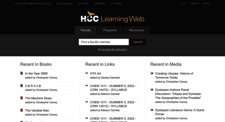 access learninghccsedu hcc learning web