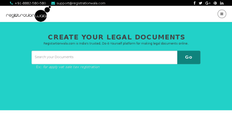 Access Legaldocsregistrationwalacom Create Free Online Legal - Free legal documents online